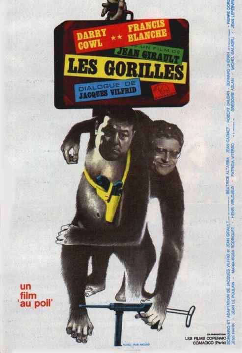 Les Gorilles : Affiche