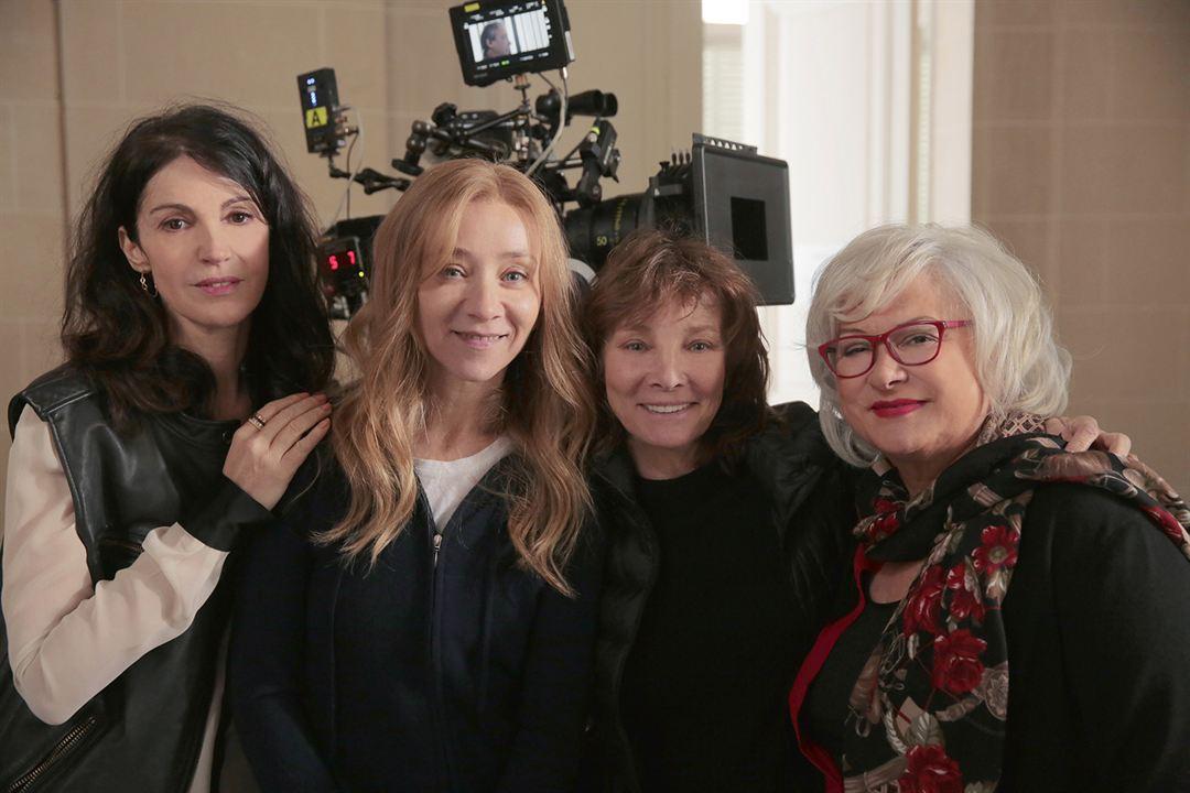 Arrête ton Cinéma! : Photo Diane Kurys, Josiane Balasko, Sylvie Testud, Zabou Breitman