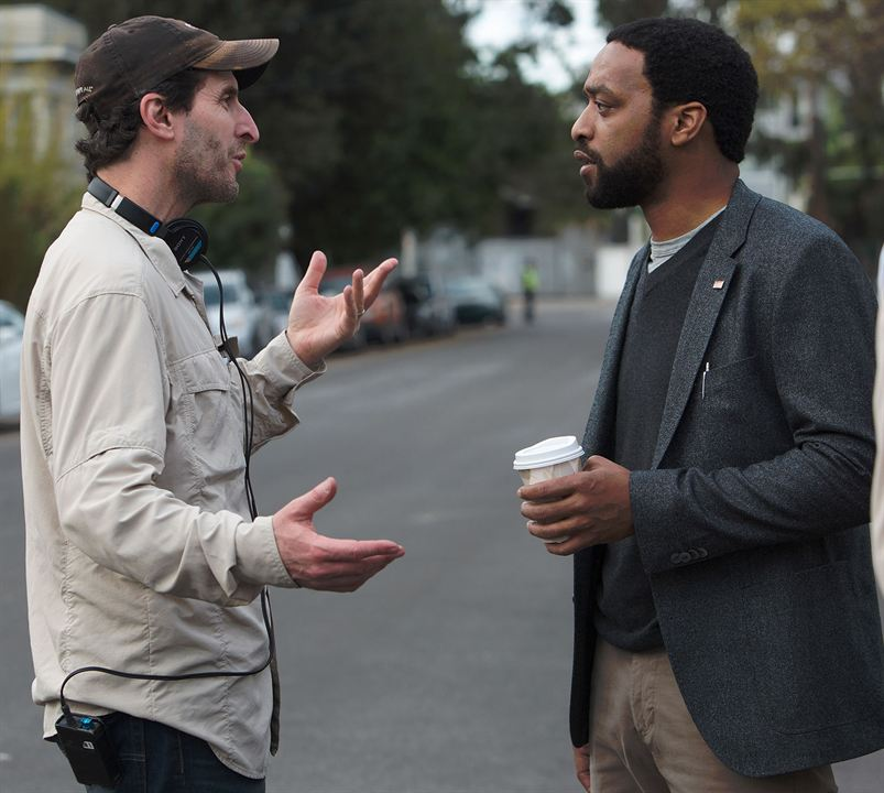 Aux yeux de tous : Photo Billy Ray, Chiwetel Ejiofor