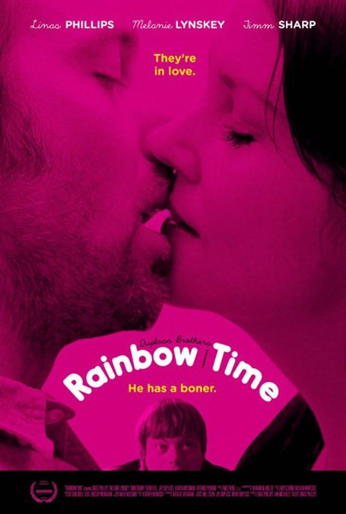 Rainbow Time : Affiche