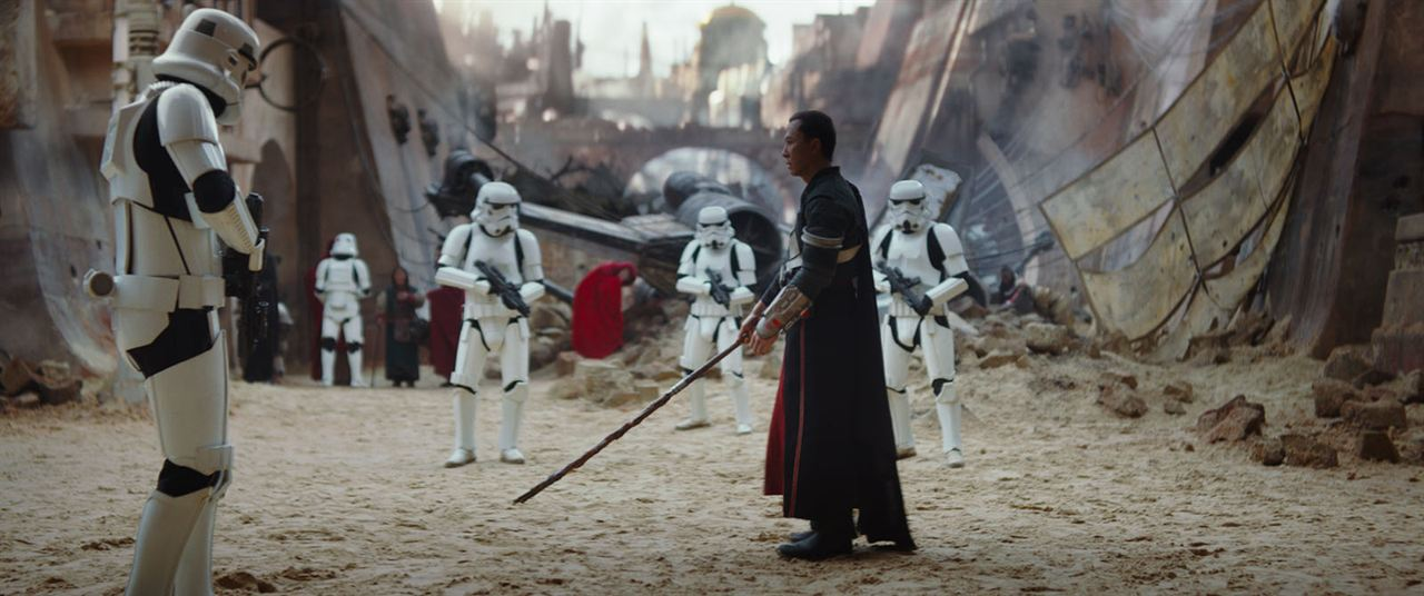 Rogue One: A Star Wars Story: Donnie Yen