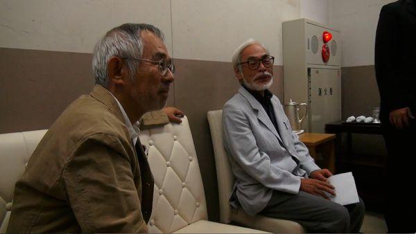 Yume to kyôki no ôkoku: Hayao Miyazaki, Toshio Suzuki