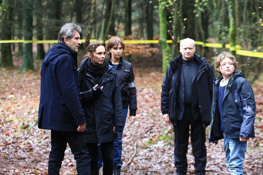 L'Inconnu de Brocéliande : Photo Claire Keim, Fred Bianconi, Yanis Richard