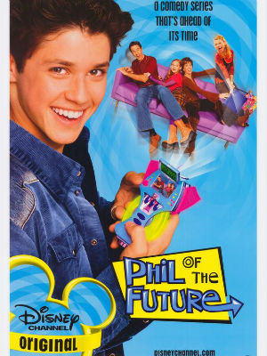Phil du Futur : Affiche
