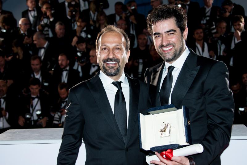 Photo promotionnelle Asghar Farhadi, Shahab Hosseini