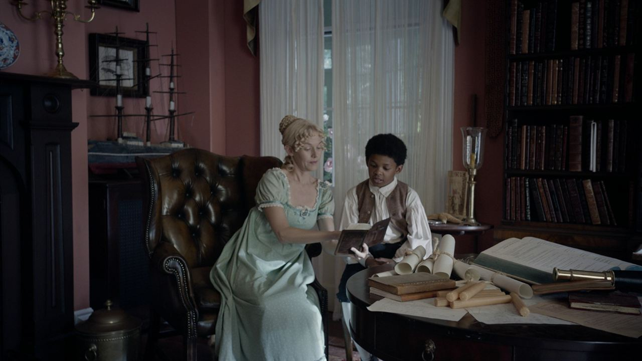 The Birth of a Nation : Photo Penelope Ann Miller, Tony Espinosa