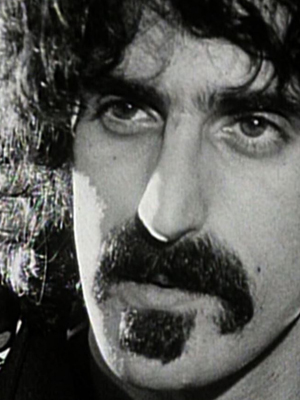 Affiche Frank Zappa