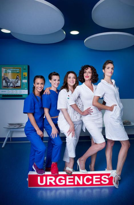 Photo Alice Belaïdi, Claude Perron, Clémence Faure, Laurence Arné, Vanessa David