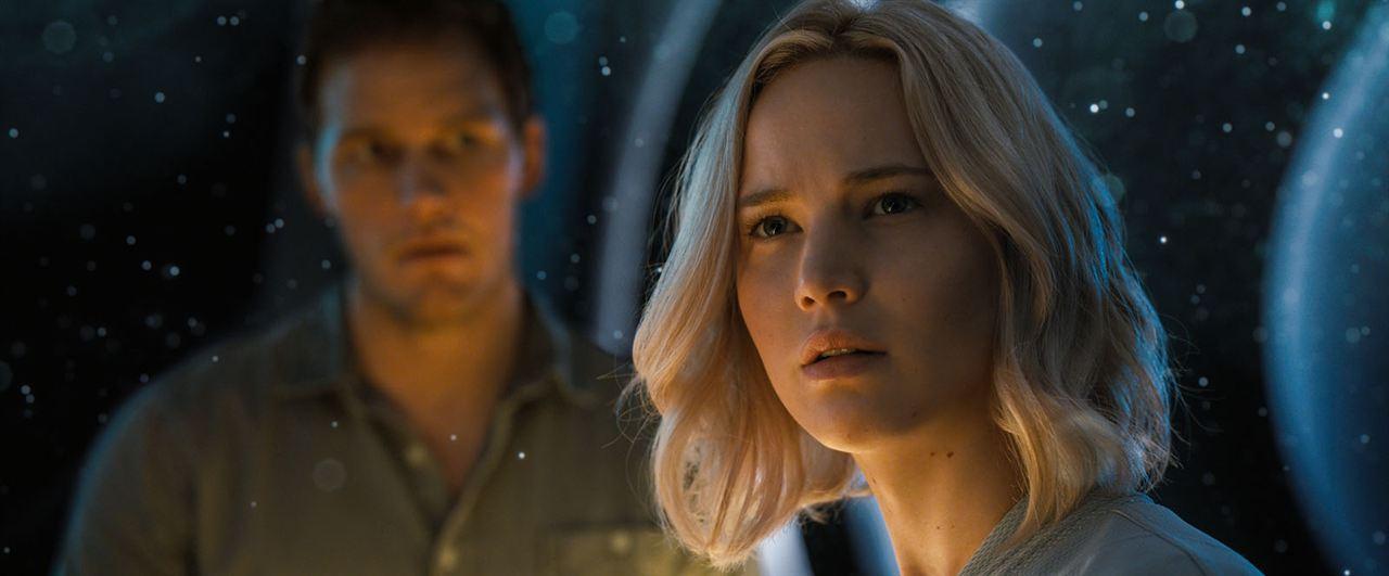 Passengers: Jennifer Lawrence, Chris Pratt