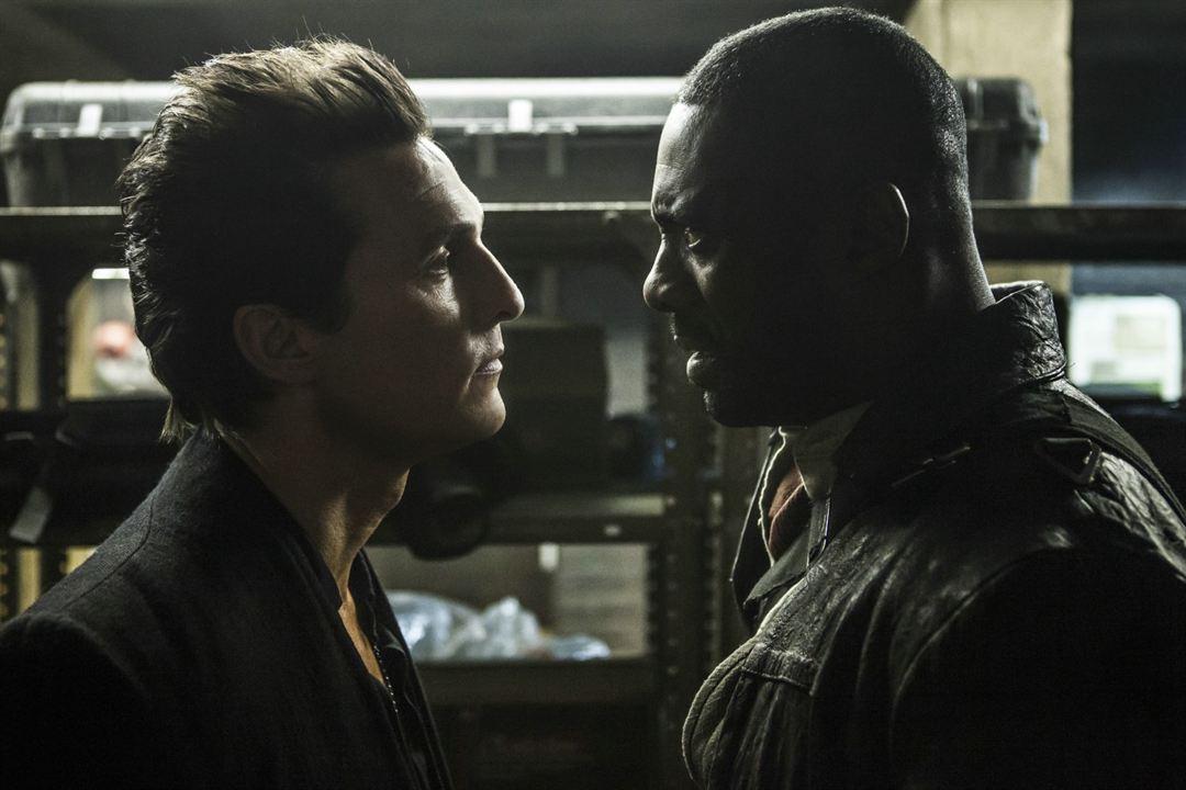 La Tour sombre: Matthew McConaughey, Idris Elba