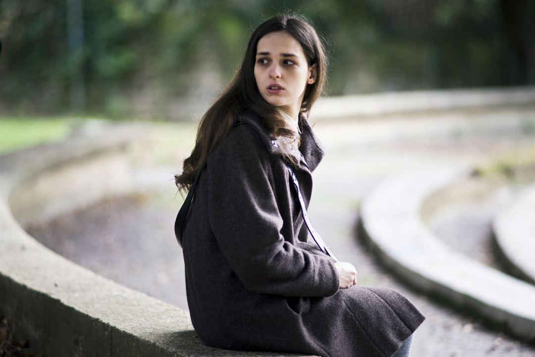 L'Affranchie: Sara Serraiocco