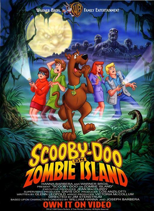 Scooby-Doo sur l'île aux zombies
