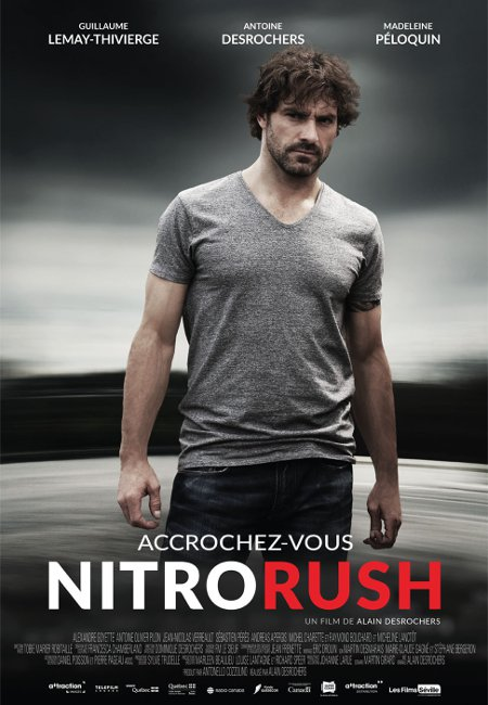 Nitro Rush : Affiche
