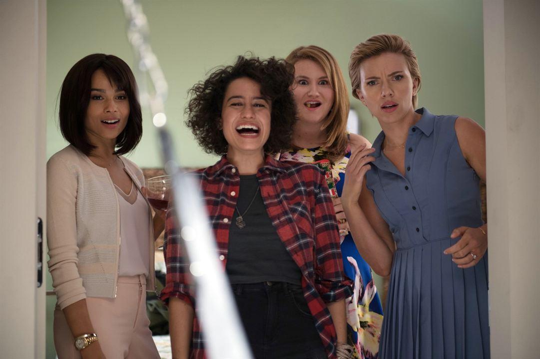 # Pire soirée : Photo Ilana Glazer, Jillian Bell, Scarlett Johansson, Zoë Kravitz
