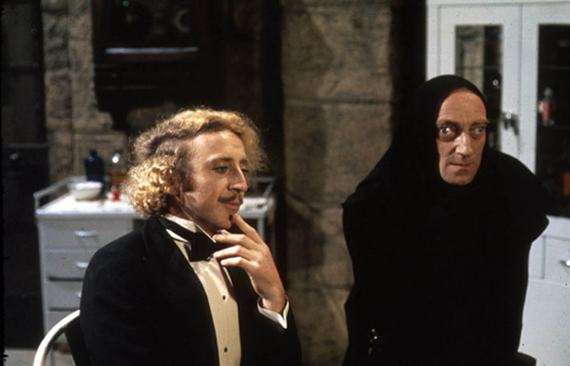 Frankenstein Junior : Photo Gene Wilder, Marty Feldman