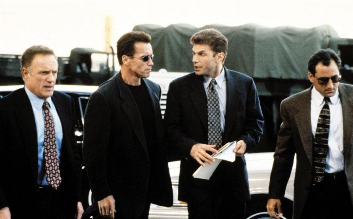 L'Effaceur : Photo Arnold Schwarzenegger, James Caan, Nick Chinlund