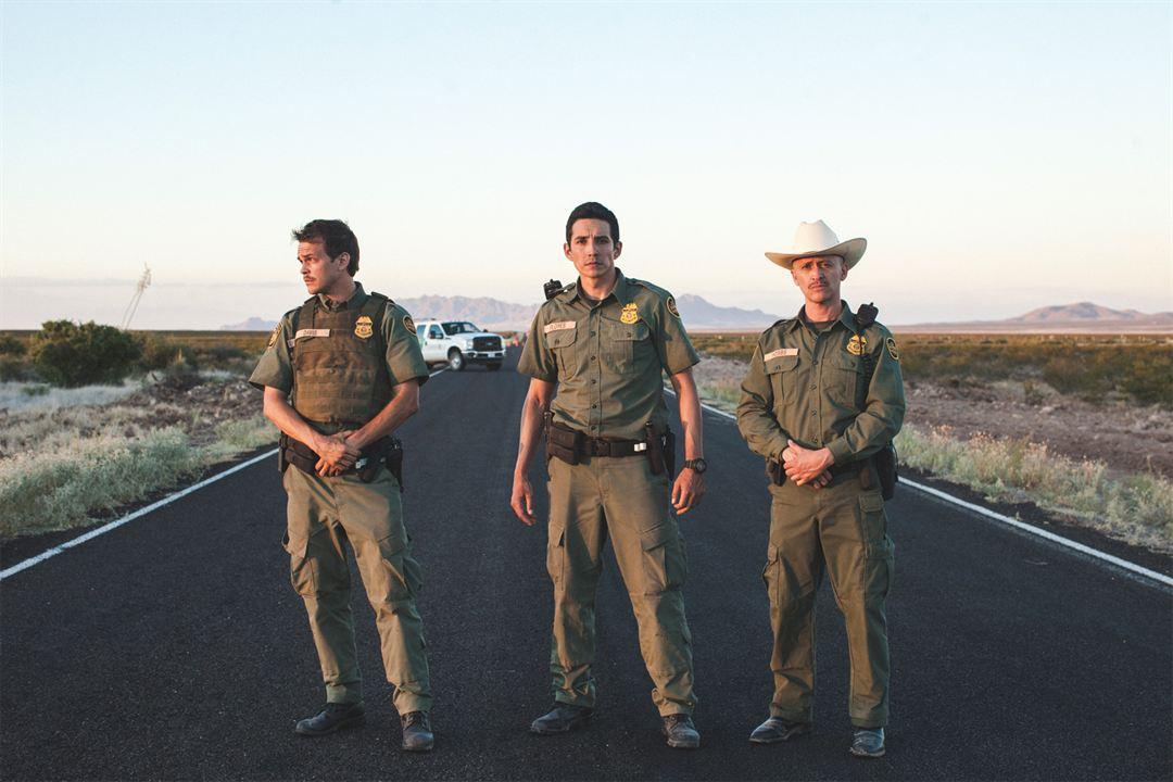 Transpecos : Photo Clifton Collins Jr., Gabriel Luna, Johnny Simmons