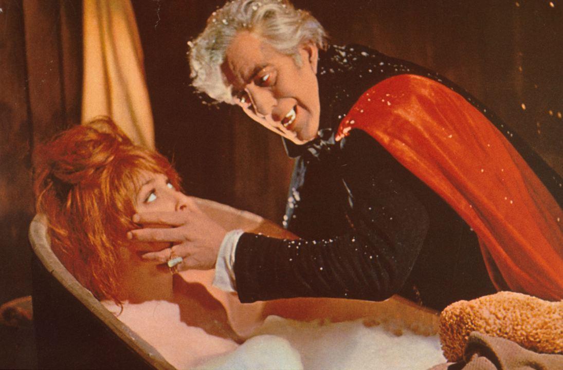Le Bal des vampires : Photo Ferdy Mayne, Sharon Tate
