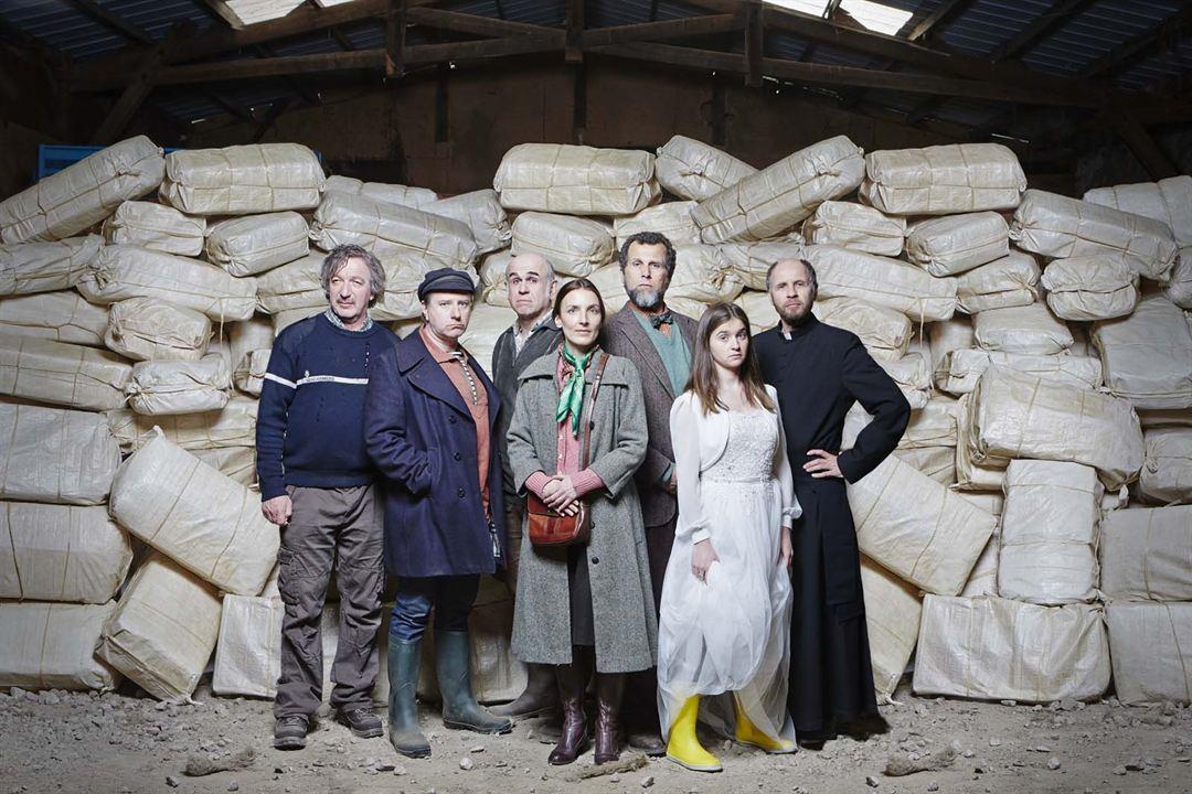 Photo Arthur Benzaquen, Judith Siboni, Laurent Bateau, Marie Petiot, Philippe Vieux