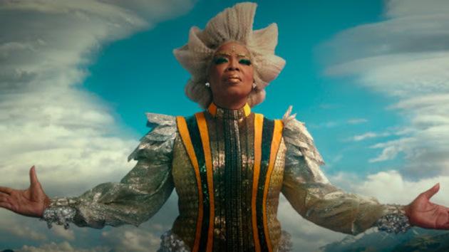 Un raccourci dans le temps : Photo Oprah Winfrey