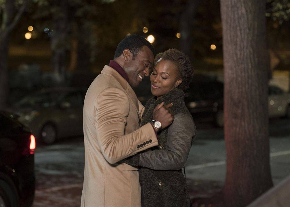 Photo DeWanda Wise, Lyriq Bent