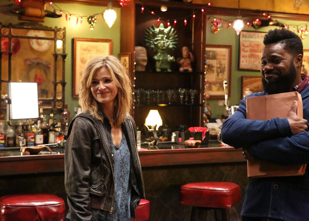 Photo Kyra Sedgwick, Malcolm-Jamal Warner