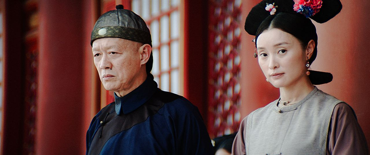 Le Portrait interdit : Photo Fan Bingbing, Shih-Chieh King
