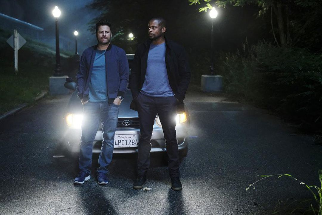 Psych: The Movie: James Roday Rodriguez, Dule Hill