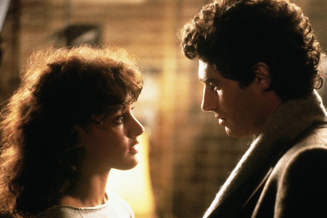 Flashdance : Photo Jennifer Beals, Michael Nouri