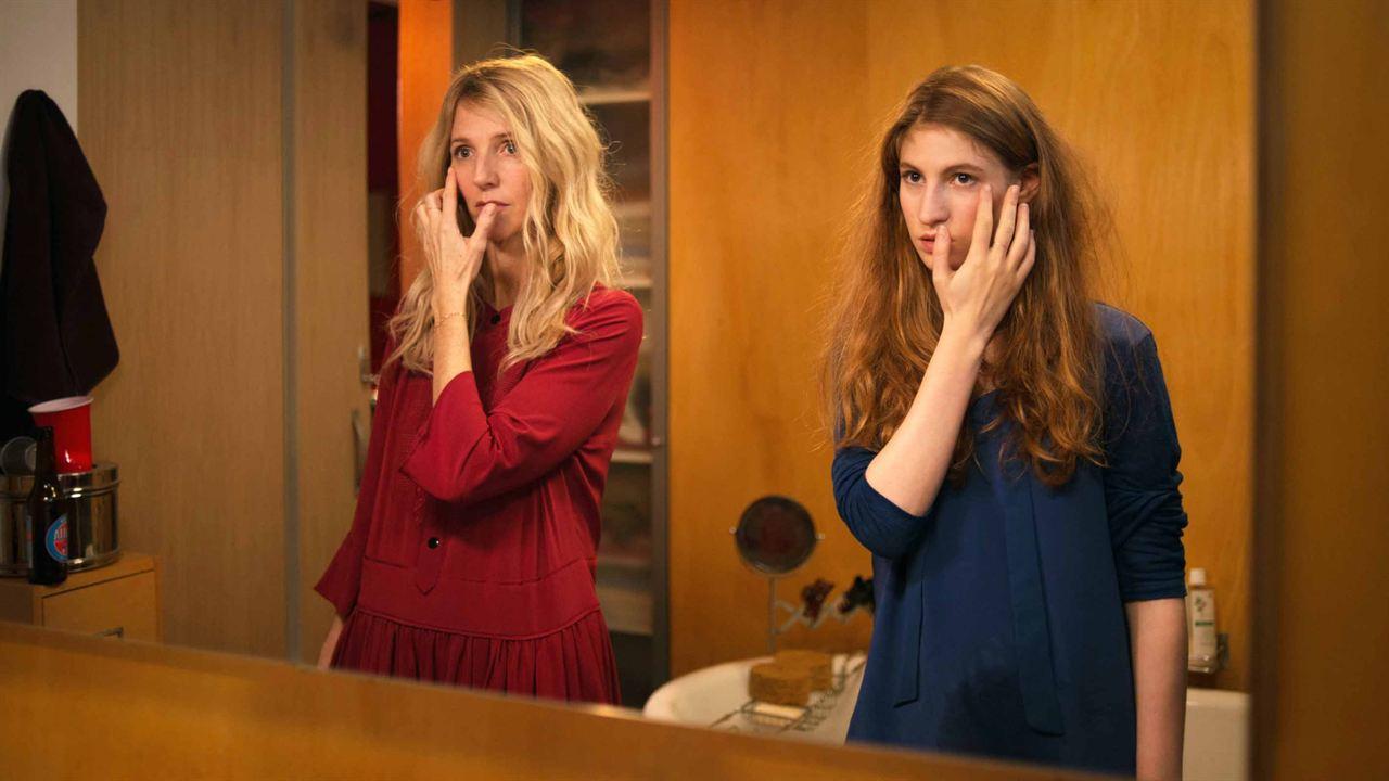 La Belle et la Belle : Photo Agathe Bonitzer, Sandrine Kiberlain