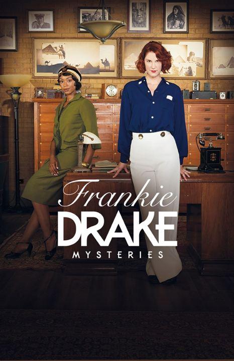 Frankie Drake Mysteries : Photo
