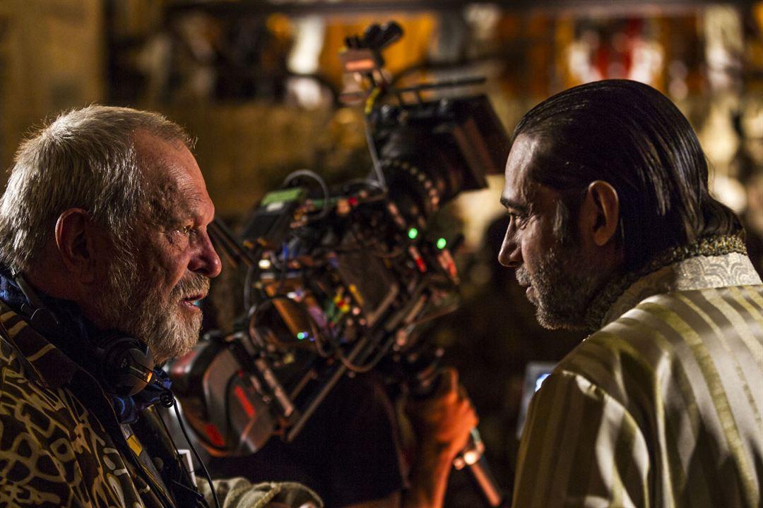 L'Homme qui tua Don Quichotte : Photo Jordi Mollà, Terry Gilliam