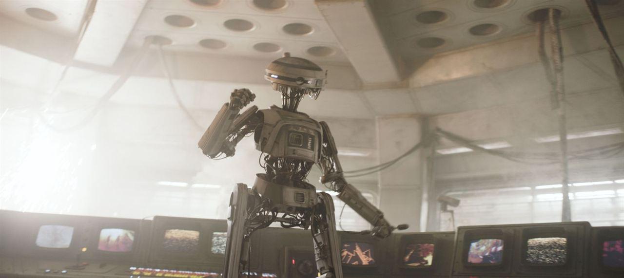 Solo: A Star Wars Story: Phoebe Waller-Bridge