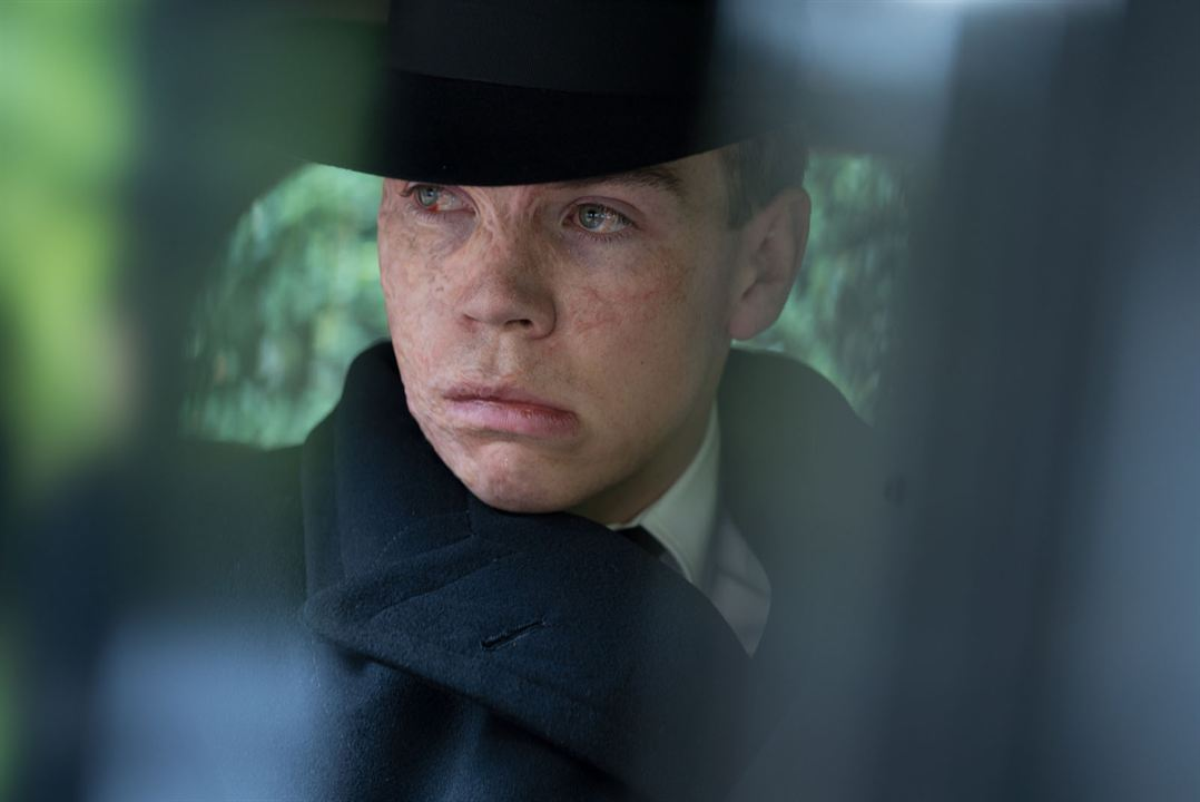 The Little Stranger : Photo Will Poulter