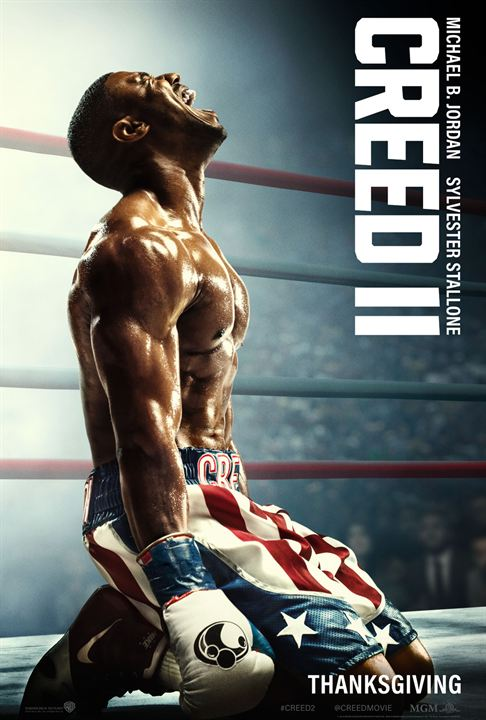 Creed II : Affiche