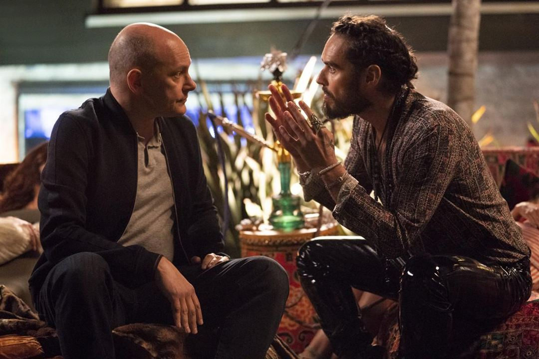 Photo Rob Corddry, Russell Brand