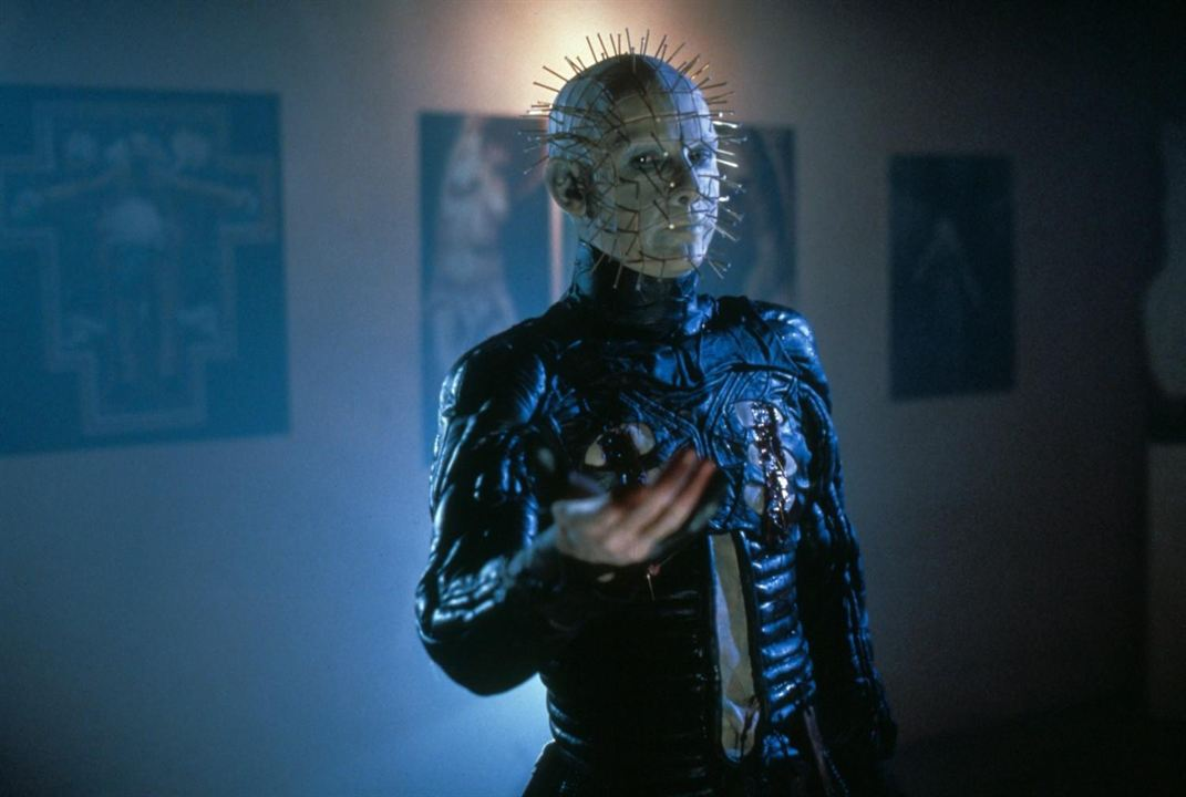 Hellraiser 3 : Photo Doug Bradley