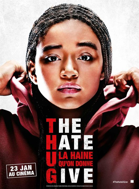 The Hate U Give – La Haine qu'on donne : Affiche
