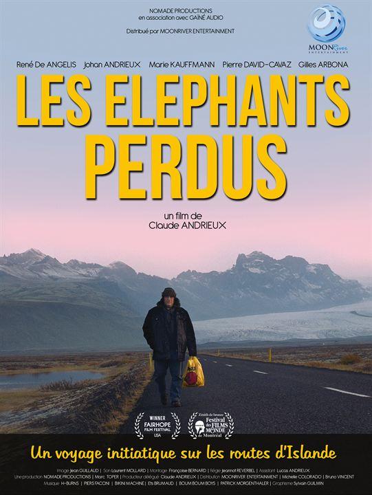 Les Éléphants perdus : Affiche