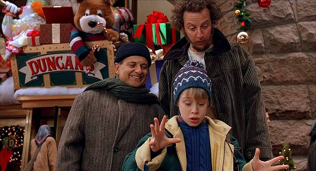 Maman, j'ai encore raté l'avion : Photo Daniel Stern, Joe Pesci, Macaulay Culkin