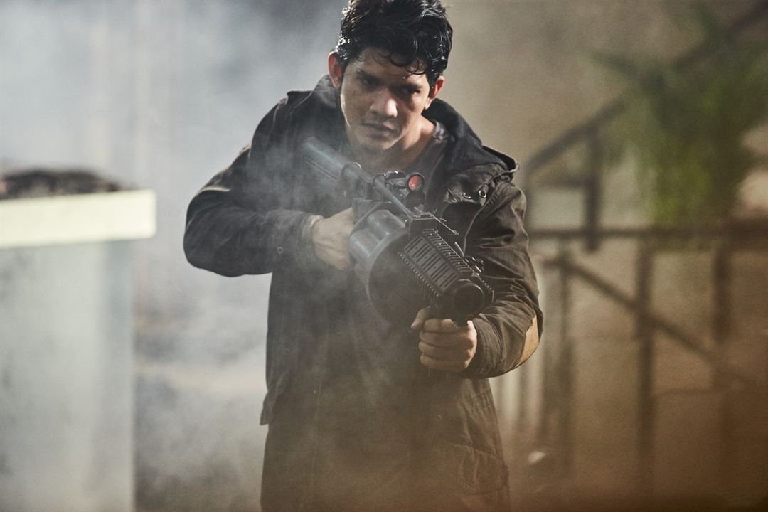 Triple Threat: Iko Uwais