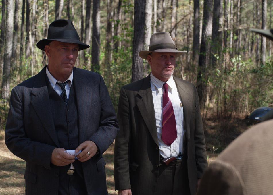 The Highwaymen: Kevin Costner, Woody Harrelson