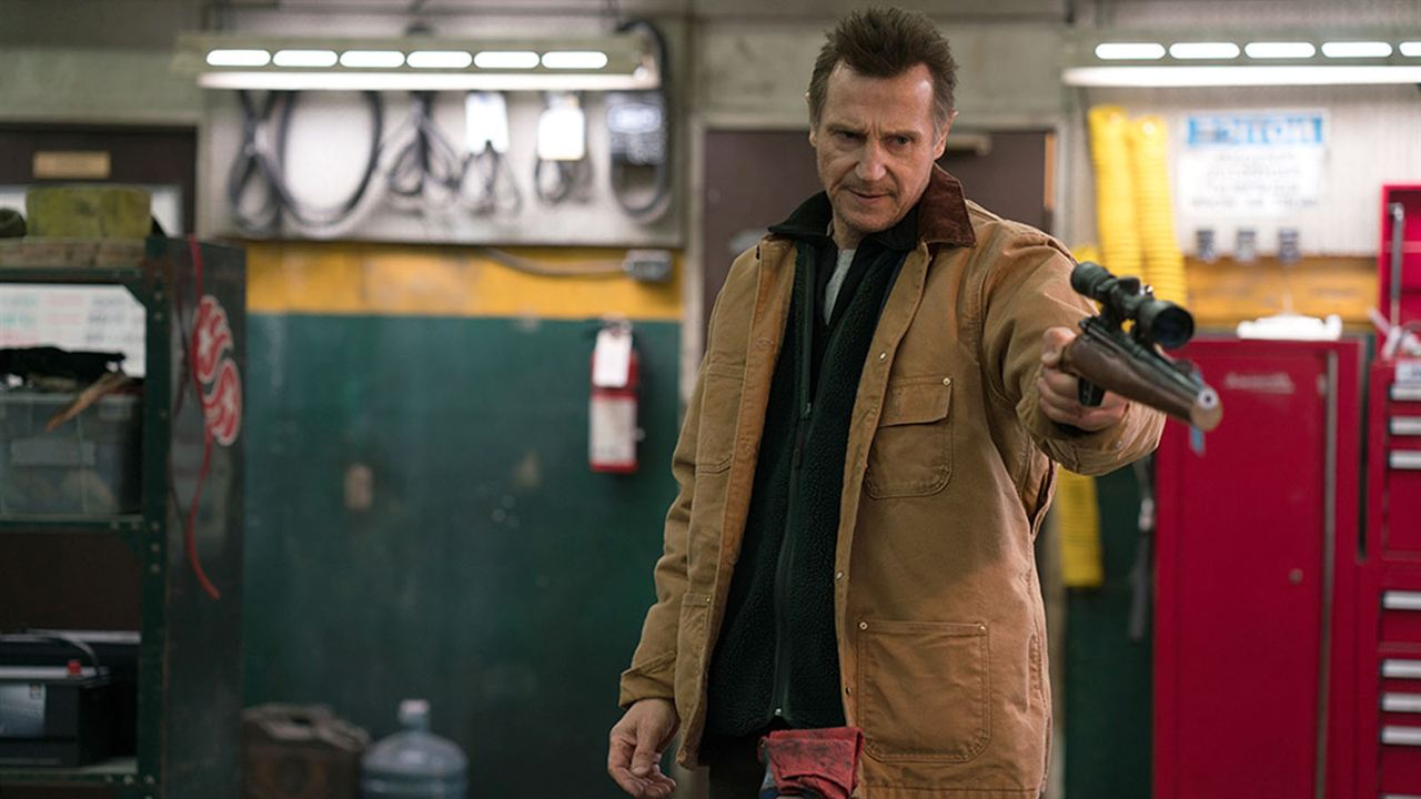 Sang froid: Liam Neeson