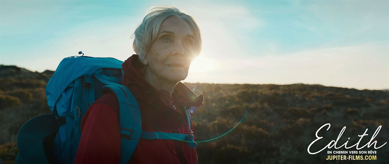 Edith, en Chemin Vers son Rêve: Sheila Hancock