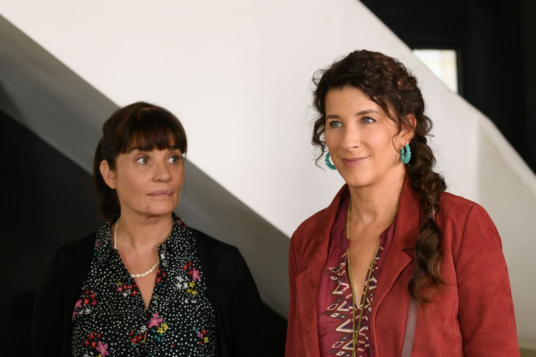 Photo Christine Citti, Isabelle Gélinas