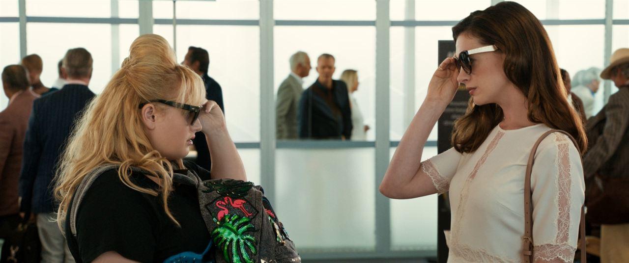 Le Coup du siècle : Photo Anne Hathaway, Rebel Wilson