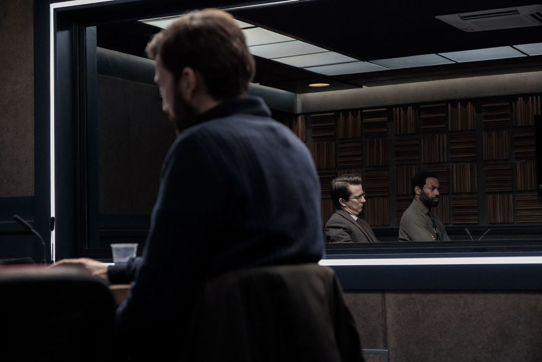 Photo David Tennant, Lee Ingleby, Nicholas Pinnock