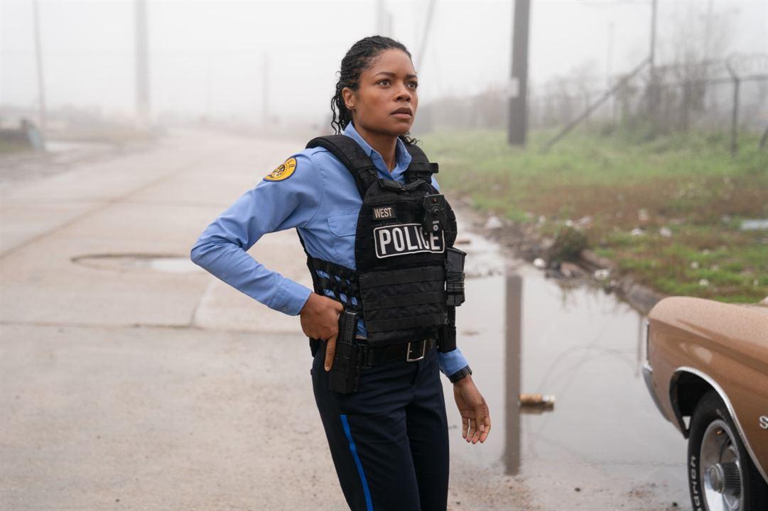 Dirty Cops : Photo Naomie Harris