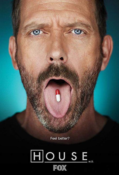 Dr House : Affiche