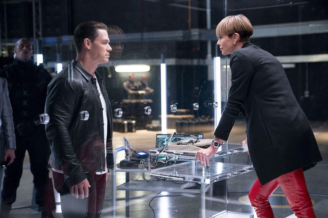 Fast & Furious 9 : Photo Charlize Theron, John Cena